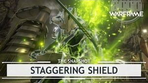 Warframe Syndicates Mesa's Staggering Shield thesnapshot