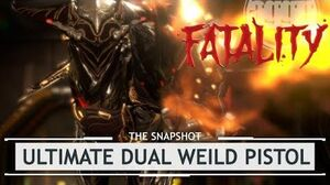 Warframe ULTIMATE Dual Wield Weapon? Zakti MURDERS lvl 150s thesnapshot
