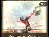 Barrière de Recharge