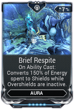 Brief Respite Warframe Wiki Fandom Powered By Wikia