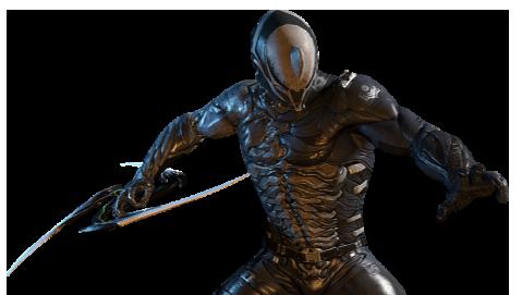 Excalibur Proto Armor Skin