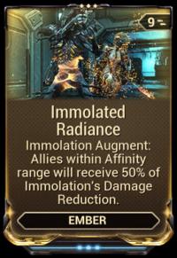 ImmolatedRadianceMod