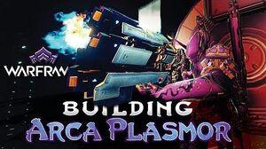 Warframe - Arca Plasmor - 3 Forma Build