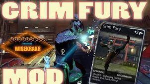 GRIM FURY MOD Sparring Melee 2