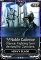 NobleCadenceMod