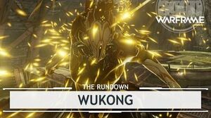 Warframe Wukong, The Length of his Rod therundown