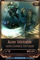 Acier VéritableU145