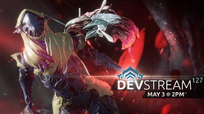 Devstream 127 banner