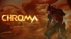 Warframe Profile - Chroma