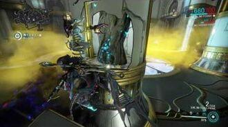 Warframe TITANIA in ルア基礎チャレンジルーム - Cunning Drift PS4-0