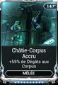 Châtie-Corpus Accru