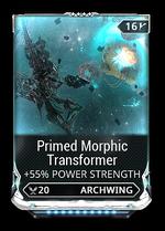 PrimedMorphicTransformer