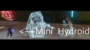 Warframe - Mini Hydroid Glitches U13