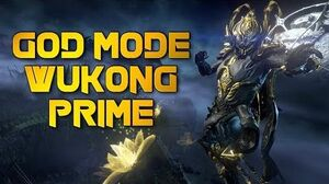 Warframe GOD MODE WUKONG PRIME ENDGAME BUILD & SETUP