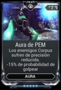 Aura de PEM