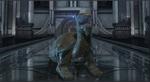 CBBronze Turtle Dragon Statue
