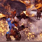 Explosión de fuego