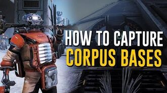 How to capture Corpus Bases Fortuna & Orb Vallis (Warframe)