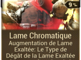 Lame Chromatique