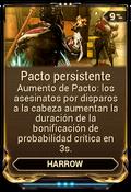 Pacto persistente