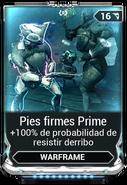 Pies firmes Prime