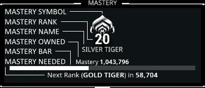 Mastery Info New