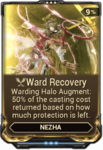 Ward Recovery