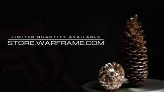 Warframe Merchstore Moonlight Threshcone Now Available!