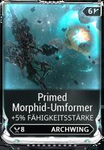 Mod Archwing PrimedMorphidUmformer