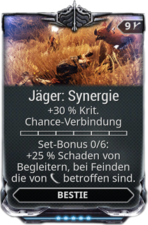 Jäger: Synergie