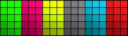 Opale Palette