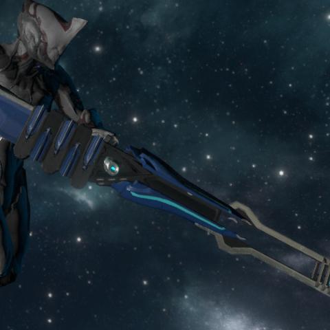 The Velocitus railgun.
