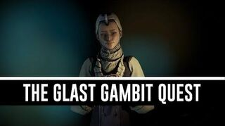 The Glast Gambit Quest (Warframe)