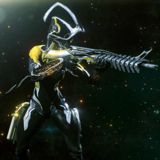 Antes de la Actualización 9, solo la parte amarilla del arma podía ser coloreada.