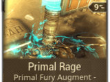 Primal Fury
