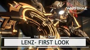 Warframe Lenz, It's Freaking Massive - First Look thedailygrind