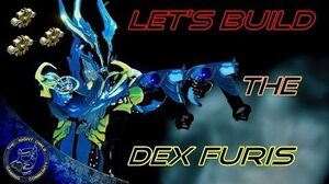 Warframe Let's Build the DEX FURIS Pistol