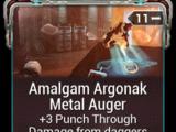 Amalgam Argonak Metal Auger