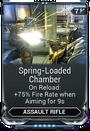 Spring-LoadedChamberMod