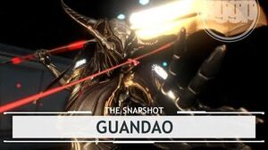 Warframe Guandao, Seeing Red - 2 Forma Build thesnapshot