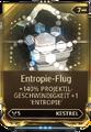 Mod Augment EntropieFlug