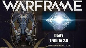 Warframe Daily Tribute 2