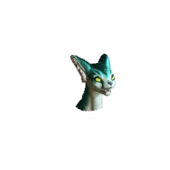 Głowa typu Fenek
