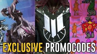 Fortuna Exclusive Promocodes & Twitch Drops Campaign Fortuna & Orb Vallis (Warframe)