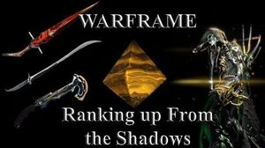 WARFRAME - LEVELING UP SOLO Looking for new ways to level up daggers without a squad.
