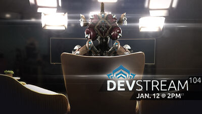Devstream 104 banner