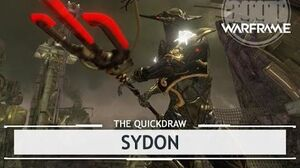 Warframe Sydon, Oooh Baby It's a Triple! thequickdraw