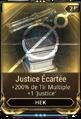 Justice Écartée
