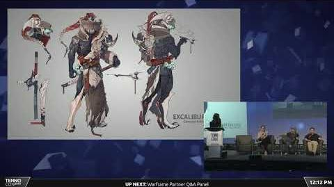 TennoCon 2019 - From Concept to Creation The Art of Warframe