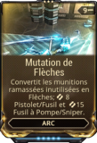 Mutation de Flèches